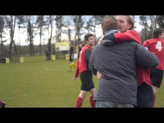 VIDEO: MiepMiep scoort de 0-1 tegen Redichem!