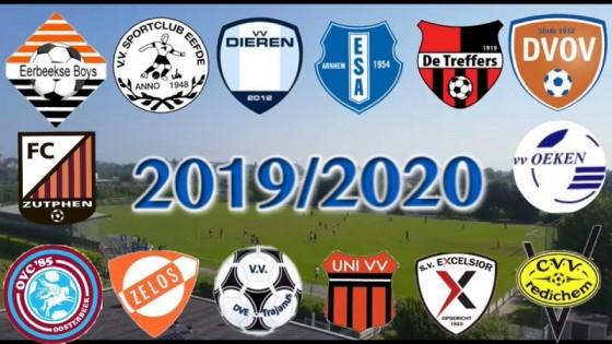 Voorbeschouwing Uni VV 1 2019/20