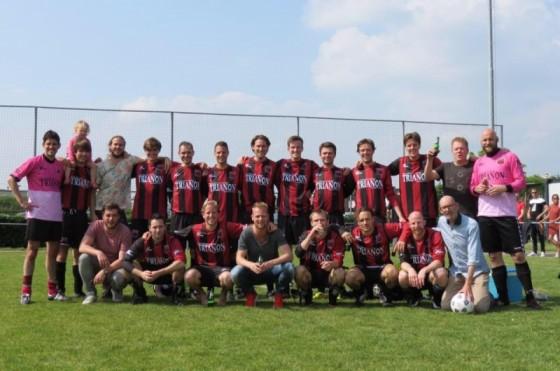 Voetballen op zaterdag in Nijmegen?